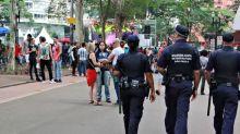Sem colete e com Zap: policiais de Doria vivem situação precária
