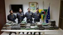 Sequestrati 270 kg di cocaina purissima al porto di Gioia Tauro