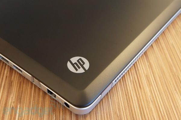 HP Envy 15 review (early 2012)