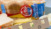 Tip Top announces major change to sliced white bread tags