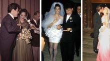 Unique Celebrity Wedding Dresses, From Gwen Stefani to Elizabeth Taylor
