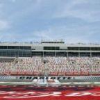 Rain halts Coca-Cola 600 at Charlotte Motor Speedway