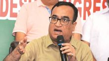 After Milind Deora praises AAP, Ajay Maken says 'Leave Congress, then propagate half baked facts'