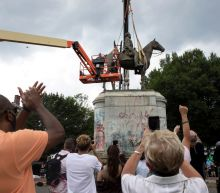 Richmond Mayor Uses Emergency Powers to Take Down Stonewall Jackson Statue after City Council Delay