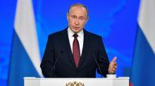 Putin ameaça posicionar seus novos mísseis contra os países ocidentais
