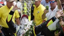 Simon Pagenaud wins Indy 500 on Penske's golden anniversary