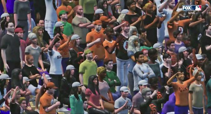 virtual fans