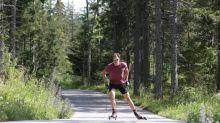 Biathlon - Summer Tour - Summer Tour : Émilien Jacquelin et Anaïs Chevalier champions de France de poursuite