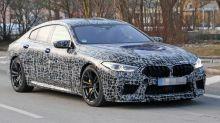 BMW M8 Gran Coupe tem estreia confirmada para novembro