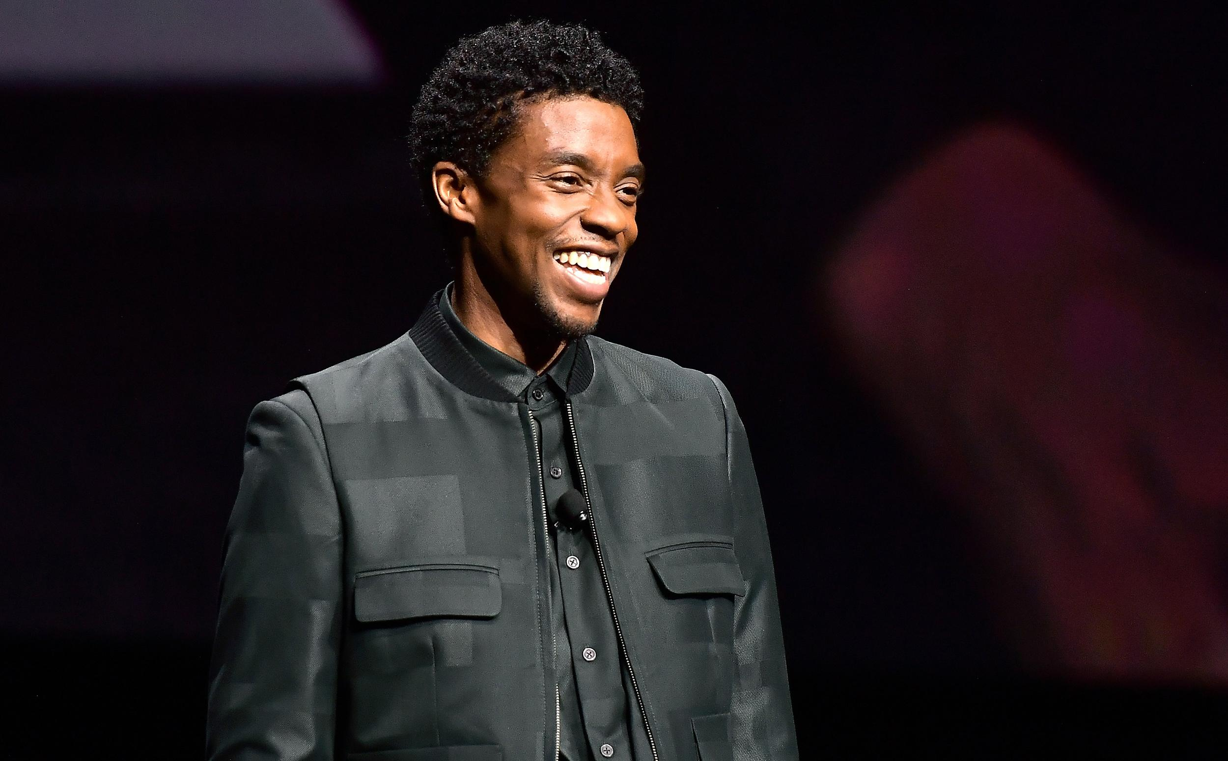 Thousands petition for Chadwick Boseman statue to replace Confederate monument