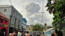 'More explosions could occur': Thousands evacuate as volcano erupts