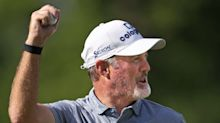 Defending Bridgestone champion Jerry Kelly riding high after wobbly driver woes rectified