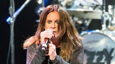 Ozzy's Pals Support His Charity Gig in LA
