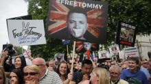 US rightwing groups bankroll campaign to free Tommy Robinson