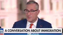 Melania Trump's former immigration lawyer compares border crisis to 'Nazi Germany' and 'slave trade'