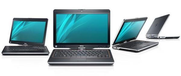 Dell's Latitude XT3 tablet PC gets a product page, spins around for your amusement