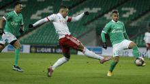 Foot - L1 - ASSE - Kolodziejczak (Saint-Etienne), après la défaite contre l'OL : «On n'a pas vu le jour»
