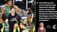 WNBA and Atlanta Dream deserve credit for Raphael Warnock unseating Kelly Loeffler