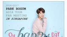 1,500 more seats added to Park Bo-gum's Singapore fan meet