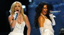 Christina Aguilera is willing to do a song with Britney Spears