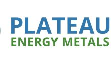 Plateau Energy Metals Provides Update on Arrangement with American Lithium