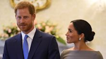 Prince Harry's under the thumb when it comes to Meghan, says royal biographer