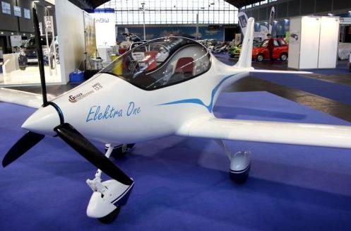 PC-Aero ready to fly the Elektra One, Germany's latest electric-powered plane