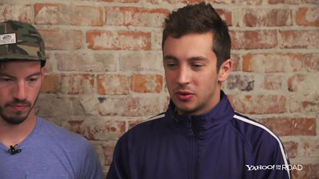 Twenty One Pilots - On The Road Interview