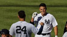 Hicks' HR caps 5-run rally, Yanks beat Mets in extras