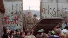 The fall of the Berlin Wall: Google Doodle marks historic moment 30 years on