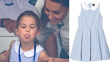 Princess Charlotte's King's Cup Regatta dress is on sale: Here's where to buy it