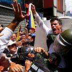 Venezuelan opposition politician Lopez arrives in Madrid, Spain says