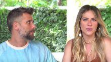 """Giovanna relembra noitadas de Bruno: """"Dava banho nele bêbado"""""""