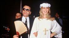 EN IMAGES - Les muses de Karl Lagerfeld