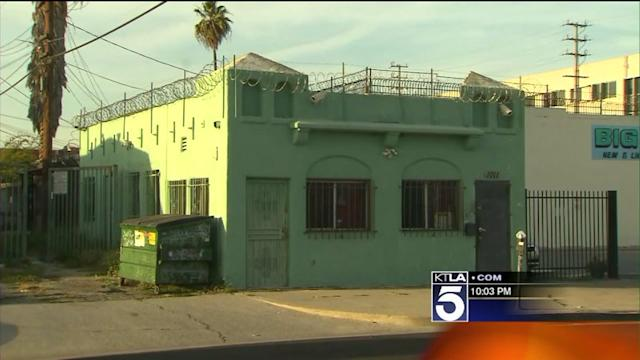Sheriff`s Deputies Charged With Planting Evidence at South L.A. Pot Shop