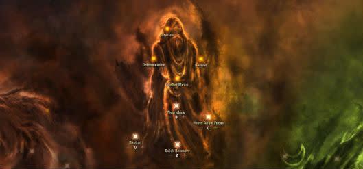 Elder Scrolls' new Champion Point progression system detailed
