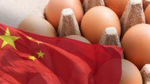 China's bizarre 'free eggs' vaccination campaign