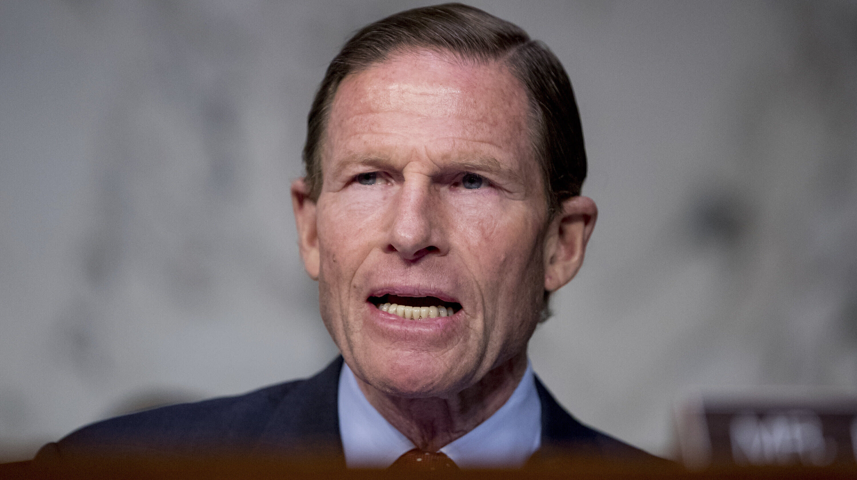 Sen. Blumenthal Says Donald Trump Jr. Should Be 'Locked Up' If He Defies Subpoena