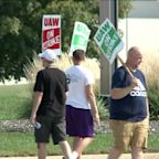 More Than 2,000 Union Workers Go on Strike at Kansas Plant as Part of GM Strike