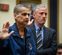 Jon Stewart, first responders, give emotional testimony before Congress on 9/11 victim fund