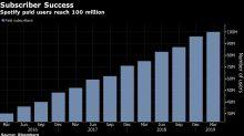 Spotify supera los 100 millones de suscriptores prémium