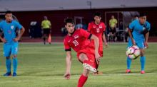 SEA Games-bound Singapore side puts on a show against India U-23s