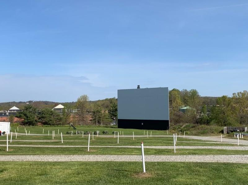 Drive-in theater sees surge in sales as restrictions roll back