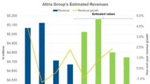 Why Analysts Expect Altria's Revenue to Fall in Q2 2018