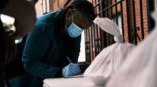 Efecto coronavirus: un millón y medio de habitantes de Nueva York recurren a los bancos de alimentos para subsistir