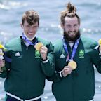 Fintan McCarthy and Paul O'Donovan win Ireland's first Olympic gold since 2012