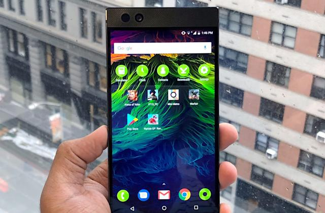 Razer Phone hands-on: Built for gamers, good enough for everyone