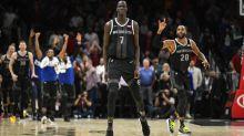 Maker 3-pointer wins NBA game for Detroit