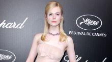 Elle Fanning Faints at Cannes Dinner Party