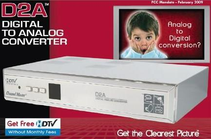 Channel Master CM-7000 DTV converter box now coupon eligible